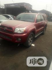 Toyota 4-Runner 2007 Limited V6 Red | Cars for sale in Lagos State, Mushin