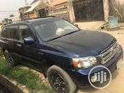 Toyota Highlander 2003 Blue | Cars for sale in Lagos State, Ajah