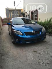 Toyota Corolla 2009 Blue | Cars for sale in Lagos State, Lekki Phase 1