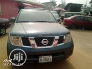 Nissan Pathfinder XE 4x4 2005 Blue | Cars for sale in Rivers State, Obio-Akpor