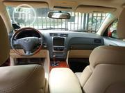 Lexus GS 2008 300 Automatic Red   Cars for sale in Lagos State, Ojo