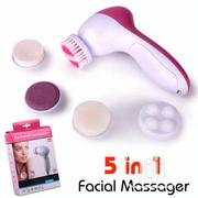 5in1 Facial Spin Brush | Massagers for sale in Lagos State, Amuwo-Odofin