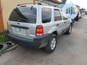 Ford Escape 2005 XLS 4x4 Silver   Cars for sale in Lagos State, Ikoyi