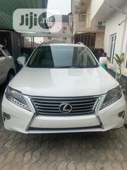 Lexus RX 2013 White | Cars for sale in Lagos State, Lekki Phase 2