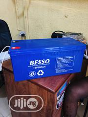 200ah 12volts Besso Battery | Solar Energy for sale in Lagos State, Lagos Island