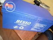 12 200ah Besso Battery | Solar Energy for sale in Lagos State, Ojo
