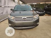 Toyota Highlander 2012 Limited Green | Cars for sale in Lagos State, Ikeja