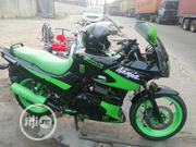 Kawasaki Ninja 650 2001 Green | Motorcycles & Scooters for sale in Lagos State, Amuwo-Odofin