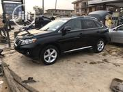 Lexus RX 2012 350 FWD Black | Cars for sale in Osun State, Osogbo