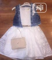 Armless Jeans Dress | Children's Clothing for sale in Abuja (FCT) State, Kubwa
