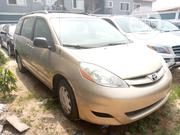 Toyota Sienna 2008 Gold | Cars for sale in Lagos State, Amuwo-Odofin