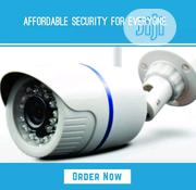 Ip Camera With Wi-fi Signals And Motion Detection | Security & Surveillance for sale in Delta State, Oshimili North