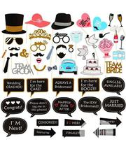 53 Piece Photo Booth Props | Wedding Wear for sale in Lagos State, Surulere