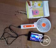 Mini Fan With Power Bank | Home Appliances for sale in Lagos State, Ojodu