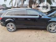 Audi Q7 3.6 2007 Black | Cars for sale in Rivers State, Port-Harcourt