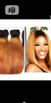 Blund Color Super Double Drawn Virgin Hair | Hair Beauty for sale in Lagos State, Lagos Island