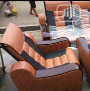 Brand New Imported Set of 5seater Sofa Chair. 3seaters and 2 Singles. | Furniture for sale in Lagos State, Lagos Mainland