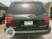 Toyota Sequoia 2004 Green | Cars for sale in Rivers State, Port-Harcourt
