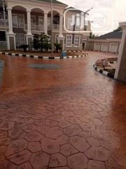 Concrete Stamp Floors, Increte   Landscaping & Gardening Services for sale in Lagos State, Lekki Phase 1