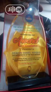 Award Plaque | Arts & Crafts for sale in Lagos State, Lagos Mainland