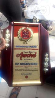 Wooden Plaque Award | Arts & Crafts for sale in Lagos State, Ojota