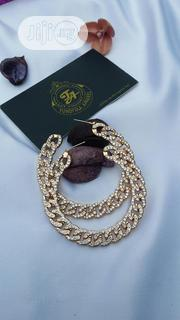 Stoned Loop Female Earring | Jewelry for sale in Lagos State, Ajah