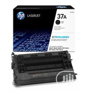 HP 37A Toner Cartridge Original | Accessories & Supplies for Electronics for sale in Lagos State, Ikeja