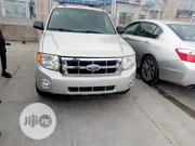 Ford Escape 2009 XLT 4WD V6 Silver | Cars for sale in Lagos State, Lekki Phase 2