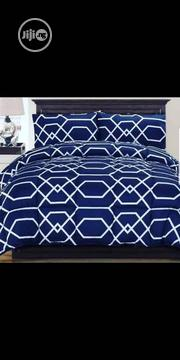 Bedsheet And 4 Pillowcases | Home Accessories for sale in Delta State, Ethiope East