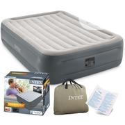 Intex Dura-beam Airbed Bed For 2-3 Persons With Built In Electric Pump | Furniture for sale in Lagos State, Lagos Mainland