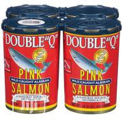 Double Q Pink Salmon 418g | Meals & Drinks for sale in Lagos State, Lagos Island