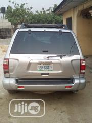 Nissan Pathfinder 2002 SE AWD SUV (3.5L 6cyl 4A) Silver | Cars for sale in Rivers State, Obio-Akpor