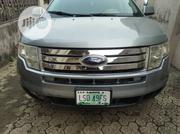 Ford Edge SE 4dr (3.5L 6cyl 6A) 2008 Gray | Cars for sale in Lagos State, Ikeja