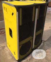 High Class Double 15 Speakers | Audio & Music Equipment for sale in Lagos State, Ojo
