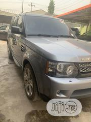 Land Rover Range Rover Sport 2012 Gray   Cars for sale in Lagos State, Ikeja
