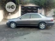 Honda Accord Coupe 1999 Gray | Cars for sale in Lagos State, Ikeja