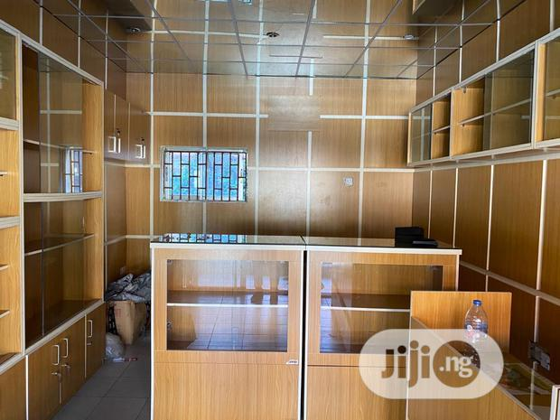 Archive: Shop (Furnished) At Wuse 2 Abuja