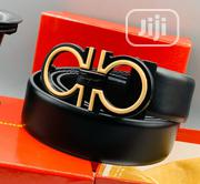 Ferragamo Leather Belt for Men's | Clothing Accessories for sale in Lagos State, Lagos Island