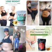 Flat Tummy Tea | Vitamins & Supplements for sale in Lagos State, Ikeja