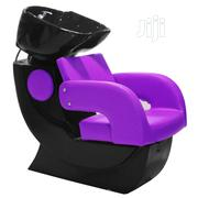 Wash Hair Basin 6137 (Purple) | Salon Equipment for sale in Lagos State, Surulere