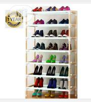 Wooden Shoe Rack | Furniture for sale in Abia State, Umuahia