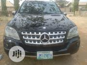 Mercedes-Benz M Class 2010 Black | Cars for sale in Abuja (FCT) State, Lugbe District