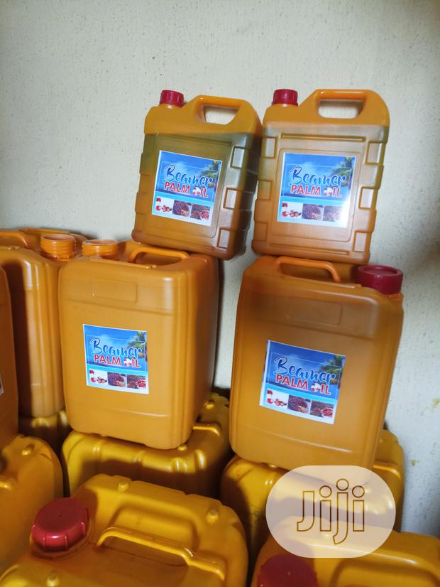 Unadulterated Hand Pressed Palm Oil