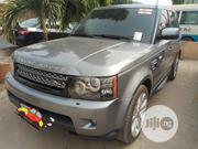 Land Rover Range Rover Sport 2012 HSE LUX Gray   Cars for sale in Lagos State, Ikeja
