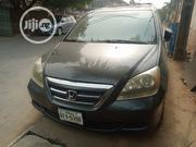 Honda Odyssey 2005 EX Automatic Gray | Cars for sale in Lagos State, Surulere