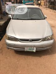 Toyota Corolla 2000 X 1.3 Automatic Silver | Cars for sale in Lagos State, Ikeja