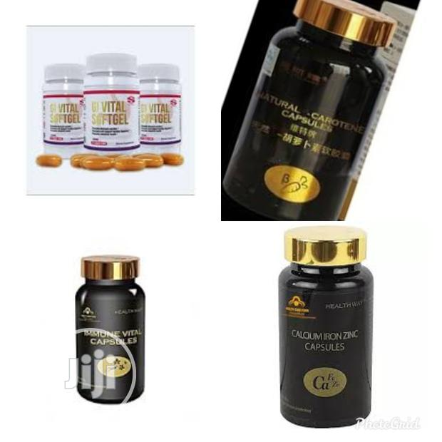 Antiaging and Longevity Norland Supplements