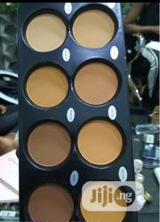 8 in 1 Black Up Style Pallete Powder | Makeup for sale in Ogun State, Abeokuta South