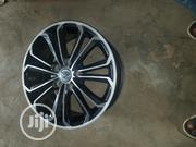 16rim Black And Silver Clean One No Dent Quality Rim. | Vehicle Parts & Accessories for sale in Lagos State, Ikeja