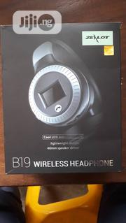 Zealot B19 Wireless Headphone | Headphones for sale in Lagos State, Ikeja